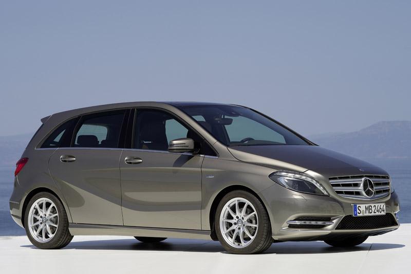 Precios de Mercedes-Benz Clase B 200 d 4Matic 7V Aut.