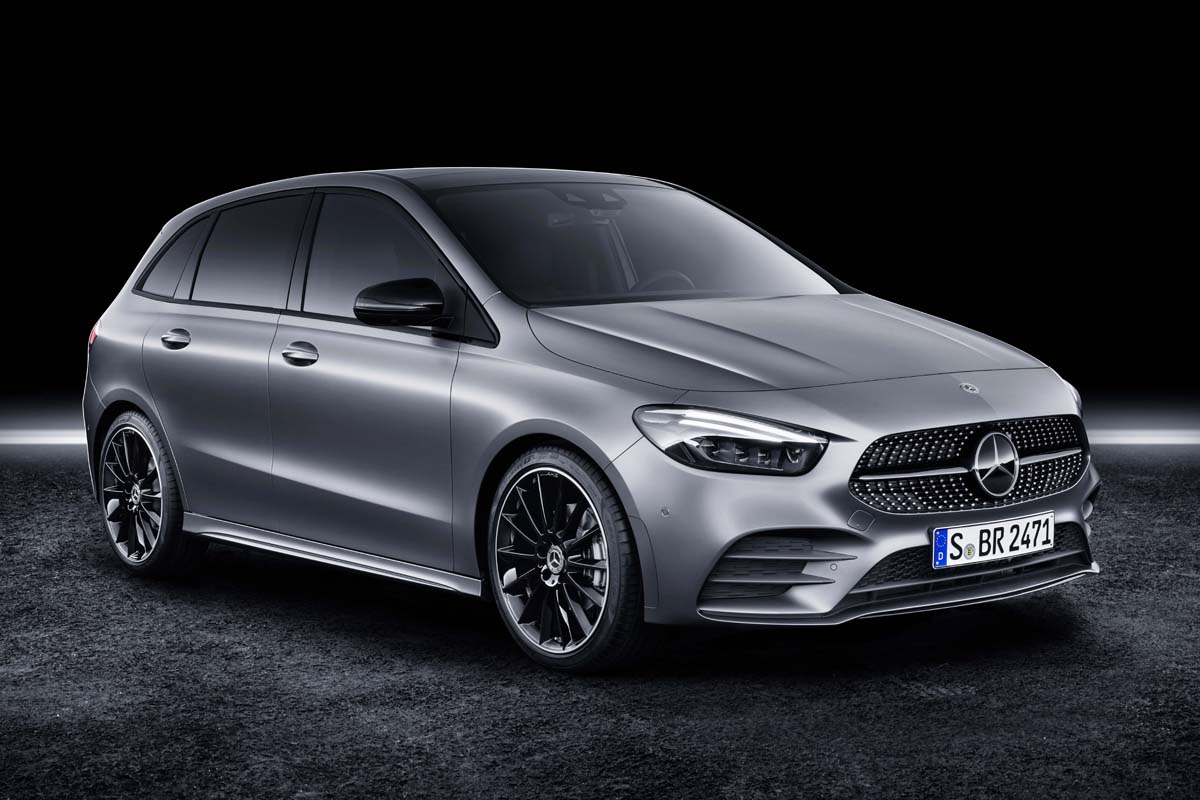 Precios de Mercedes-Benz Clase B 2019 180 d 6V