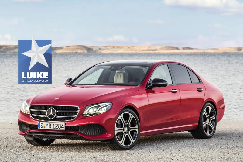 Precios de Mercedes-Benz CLASE E 63 AMG 4Matic+ Aut. 9V