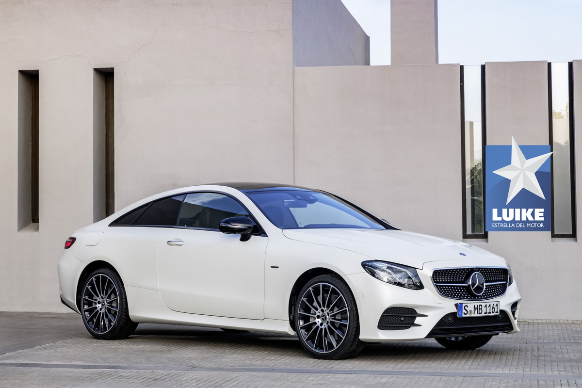 Precios de Mercedes-Benz Clase E Coupé 2017 53 AMG Coupé 4MATIC+ Aut. 9V