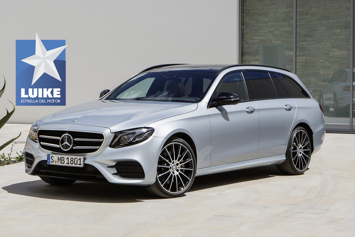Precios de Mercedes-Benz Clase E Estate 43 AMG Estate 4Matic Aut. 9V