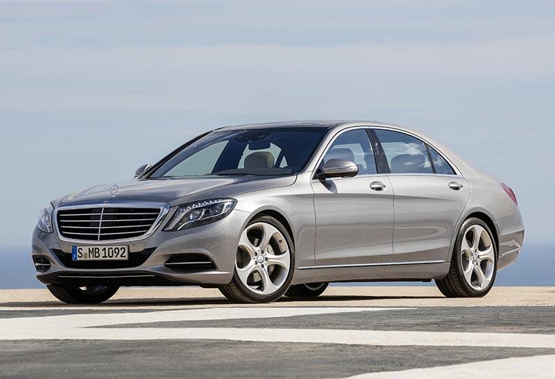 Precios de Mercedes-Benz Clase S