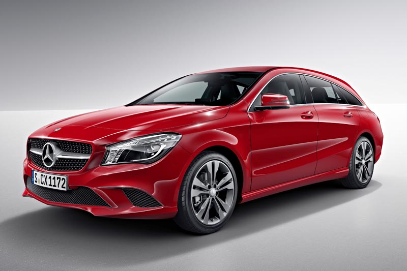 Precios de Mercedes-Benz CLA SHOOTING BRAKE