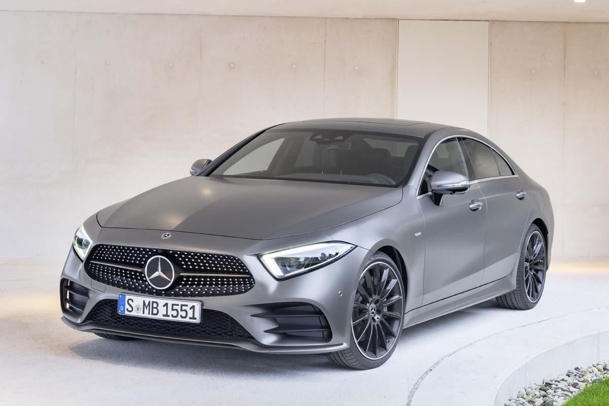 Precios de Mercedes-Benz CLS 2018
