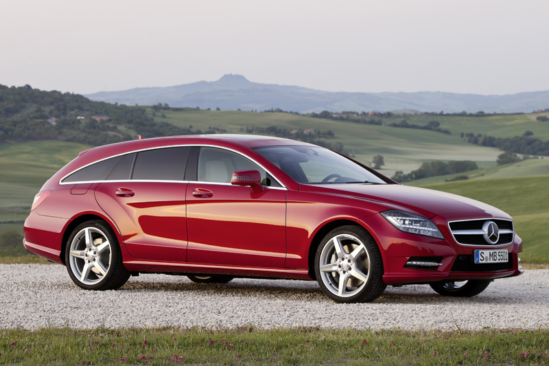 Precios de Mercedes-Benz CLS Shooting Brake 63 AMG Shooting Brake 4MATIC Aut. 7V