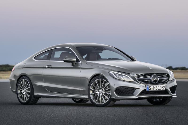 Precios de Mercedes-Benz Clase C Coupé 4.0 AMG Coupé Aut. 7V