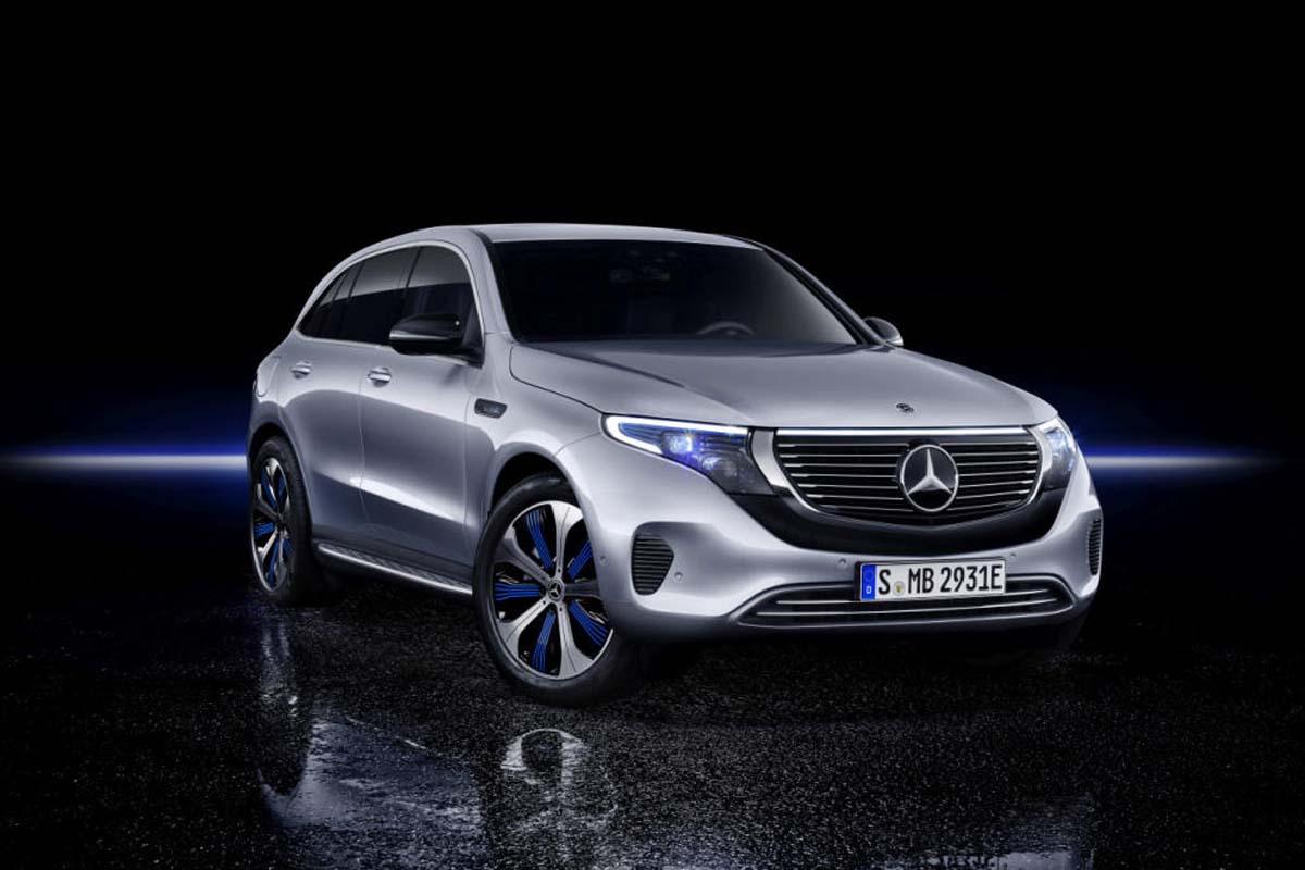 Precios de Mercedes-Benz EQC