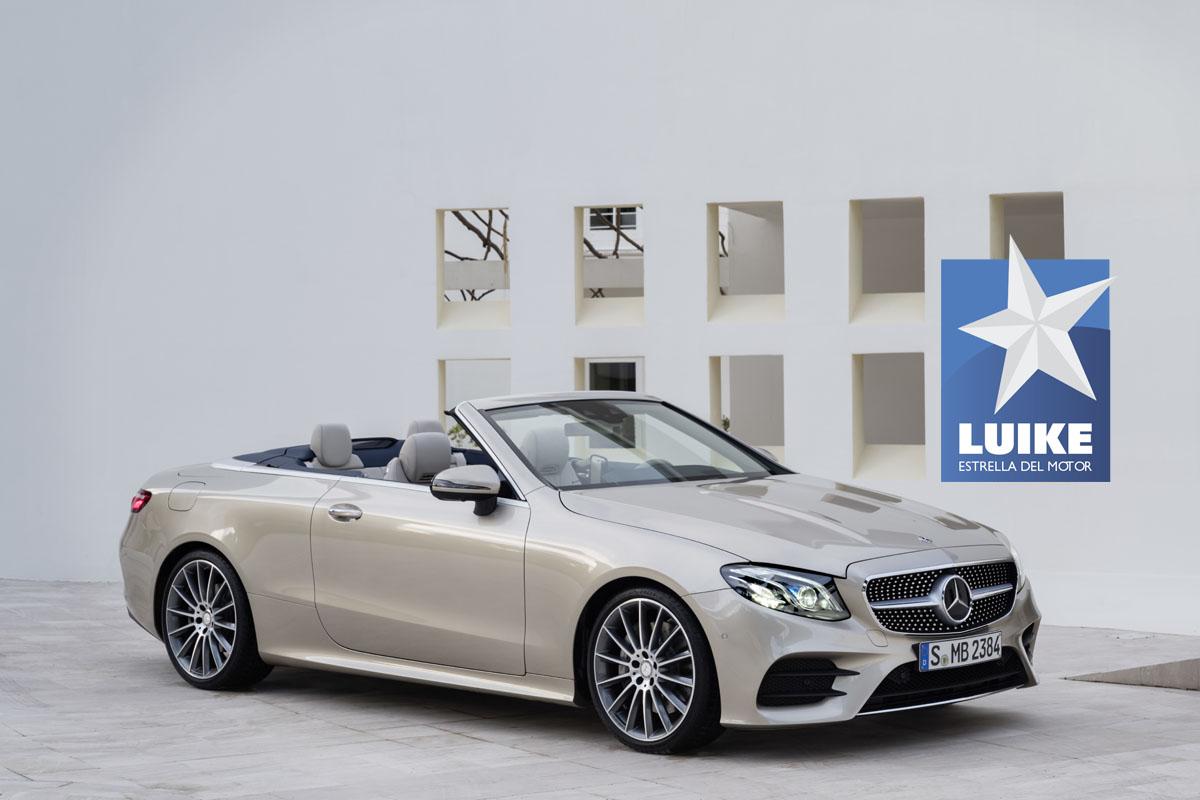 Precios de Mercedes-Benz Clase E Cabrio 2017 53 AMG 4MATIC+ Cabrio Aut. 9V
