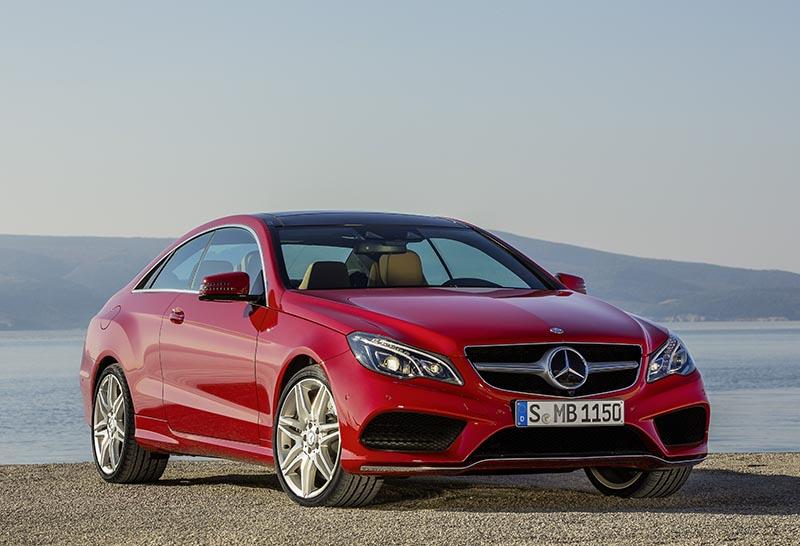 Precios de Mercedes-Benz CLASE E