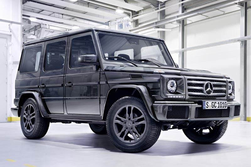 Precios de Mercedes-Benz Clase G Largo