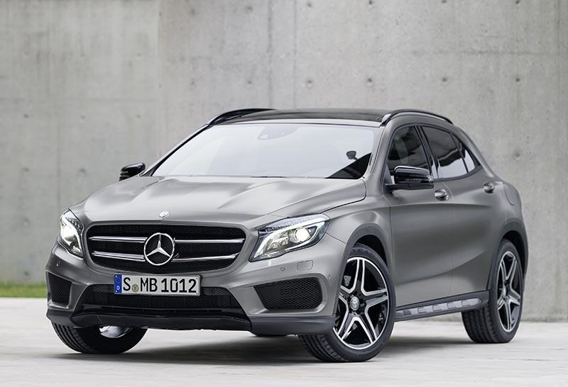 Precios de Mercedes-Benz GLA 180 6V