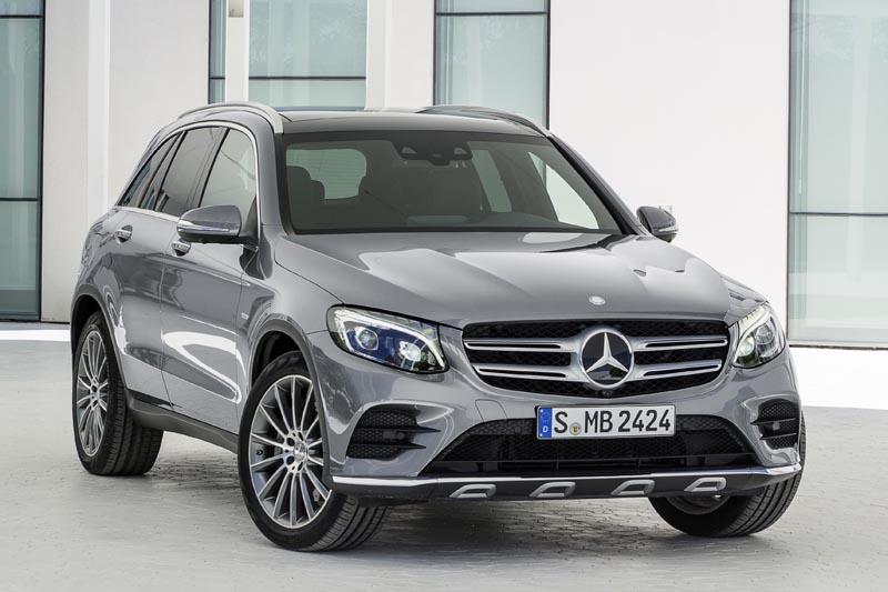 Precios de Mercedes-Benz GLC
