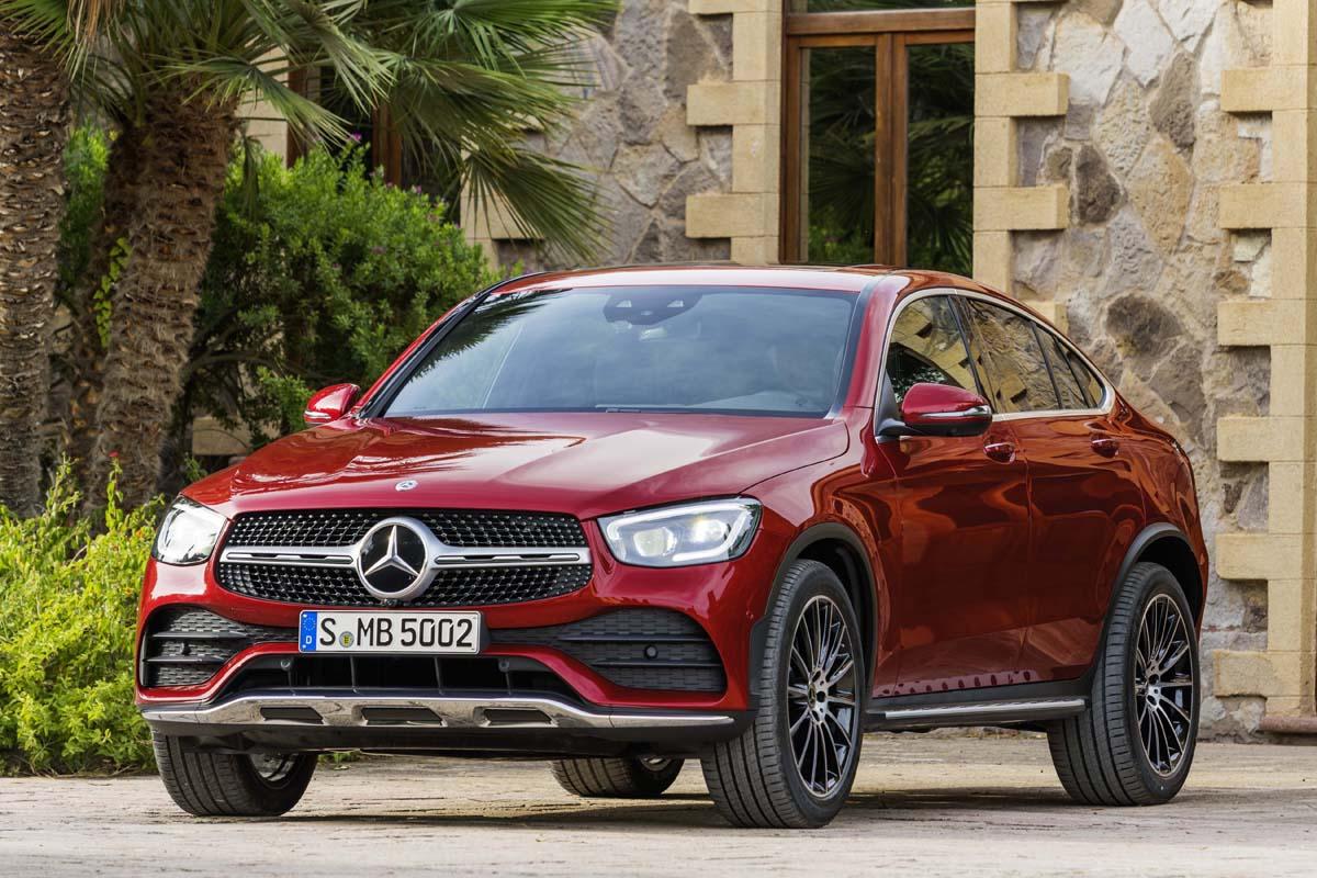 Precios de Mercedes-Benz GLC Coupé
