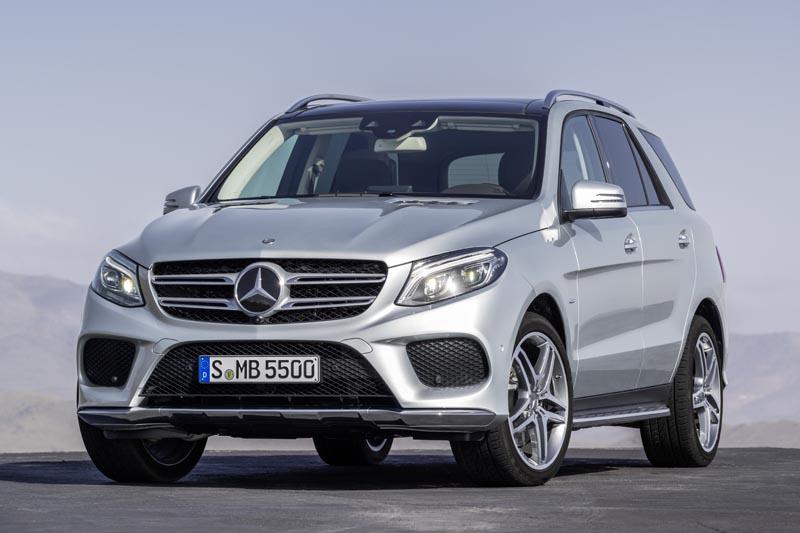 Precios de Mercedes-Benz GLE 500 e 4Matic Aut. 7V