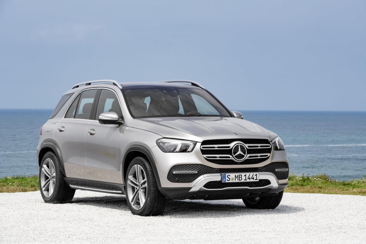 Precios de Mercedes-Benz GLE 2019 400 d 4MATIC Aut. 9V