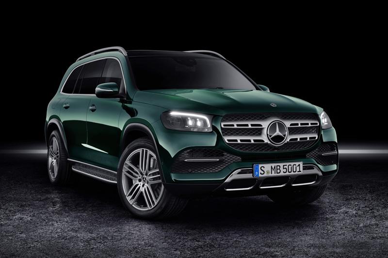 Precios de Mercedes-Benz GLS 2020 400 d 4MATIC Aut. 9V