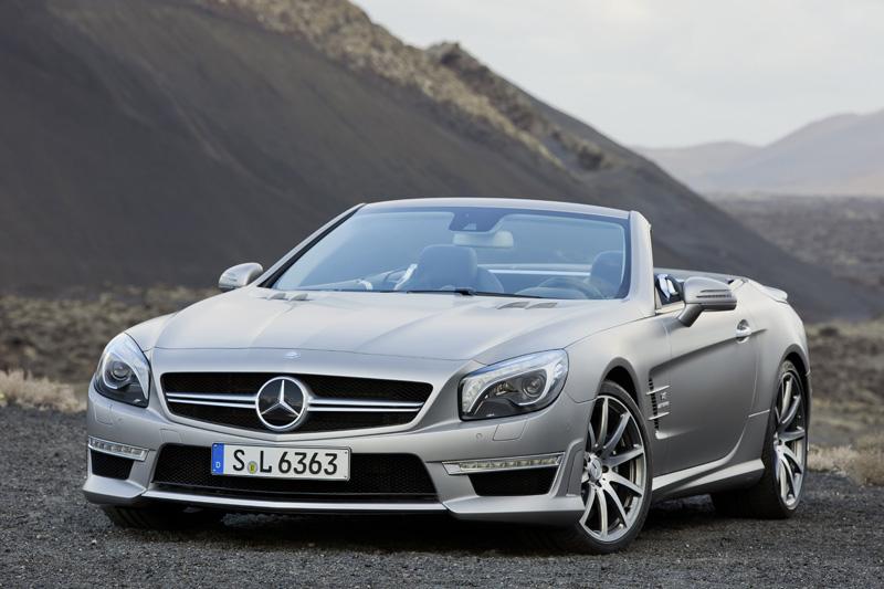Precios de Mercedes-Benz SL