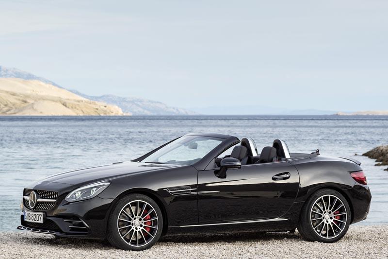 Precios de Mercedes-Benz SLC