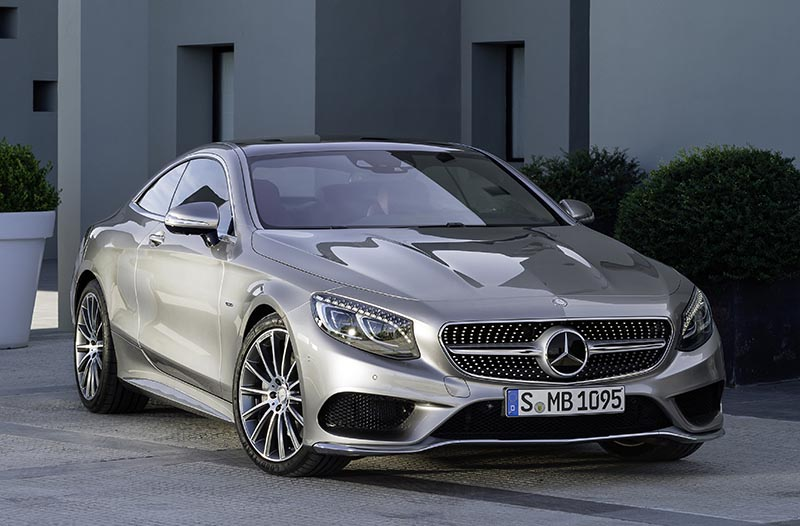 Precios de Mercedes-Benz S Coupé