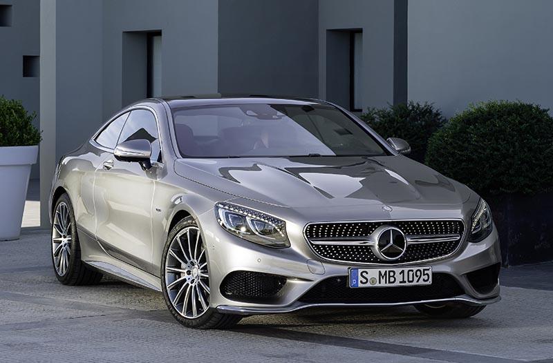 Precios de Mercedes-Benz S Coupé 63 AMG 4MATIC+ Aut. 9V