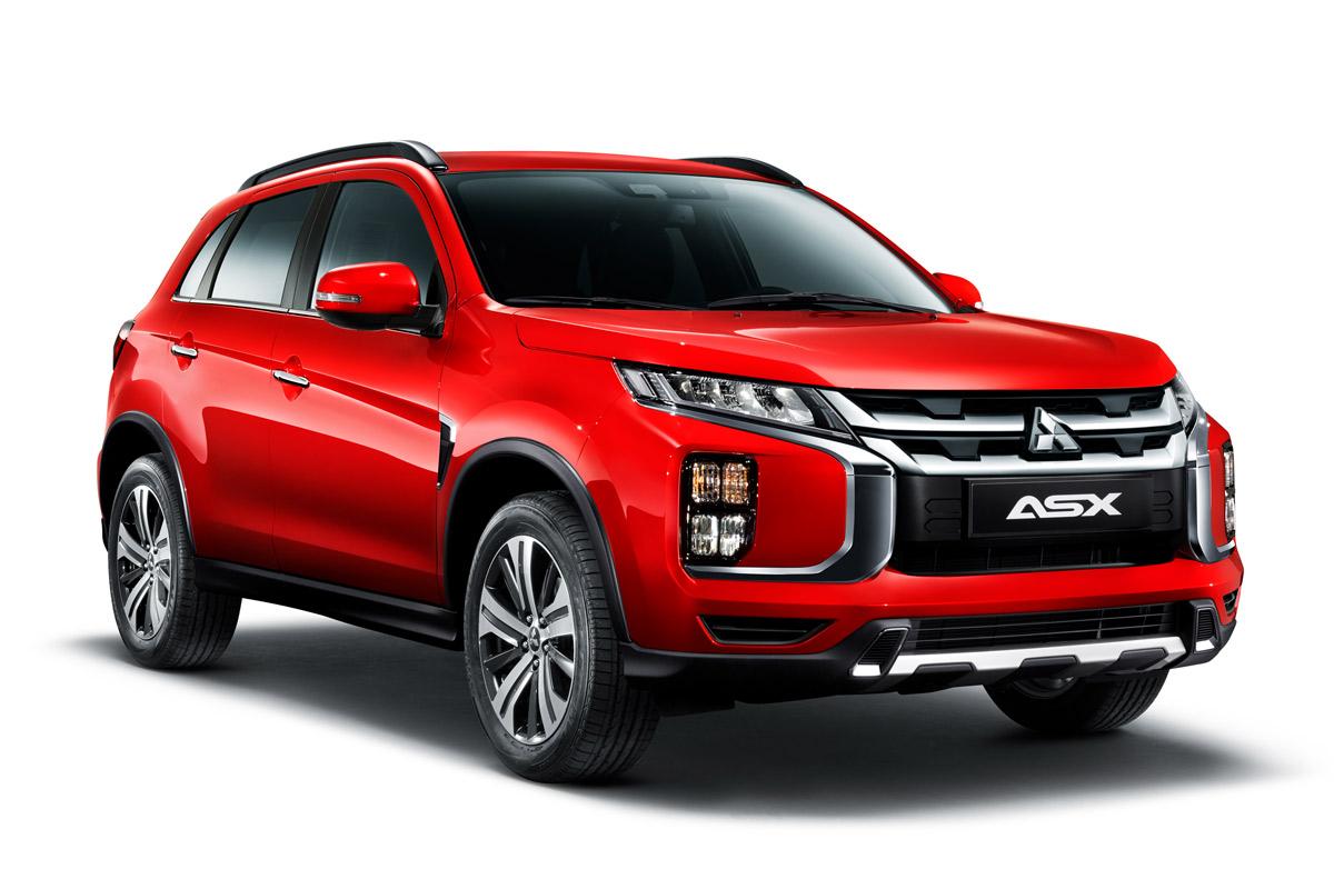 Precios de Mitsubishi ASX