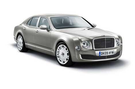 Precios de Bentley Mulsanne