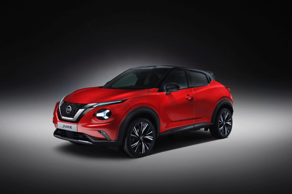 Precios de Nissan Juke 2020