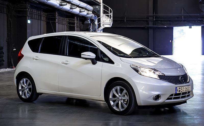 Precios de Nissan Note 1.2 80 S&S Tekna Sport