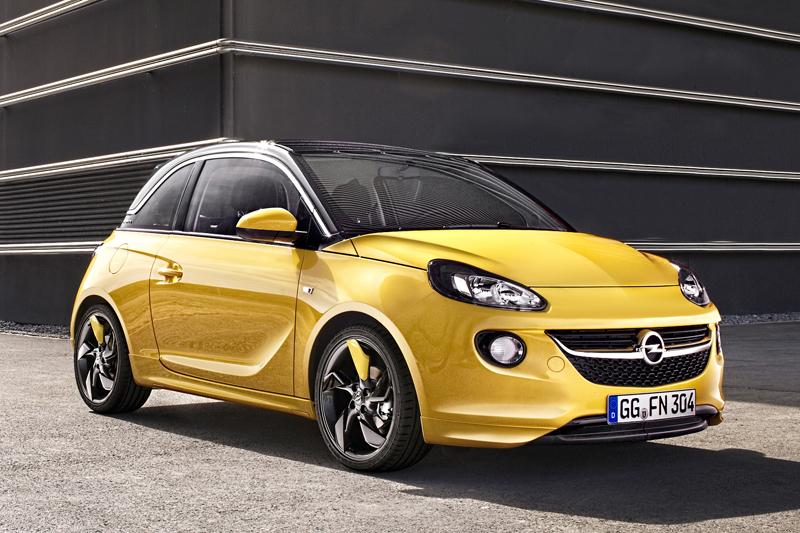 Precios de Opel Adam