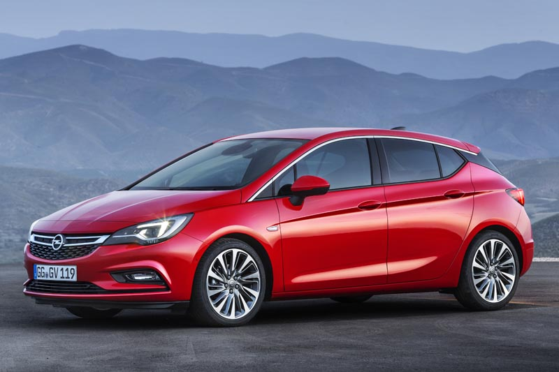 Precios de Opel Astra 5p 1.5D 122 Elegance 5p Aut. 9V