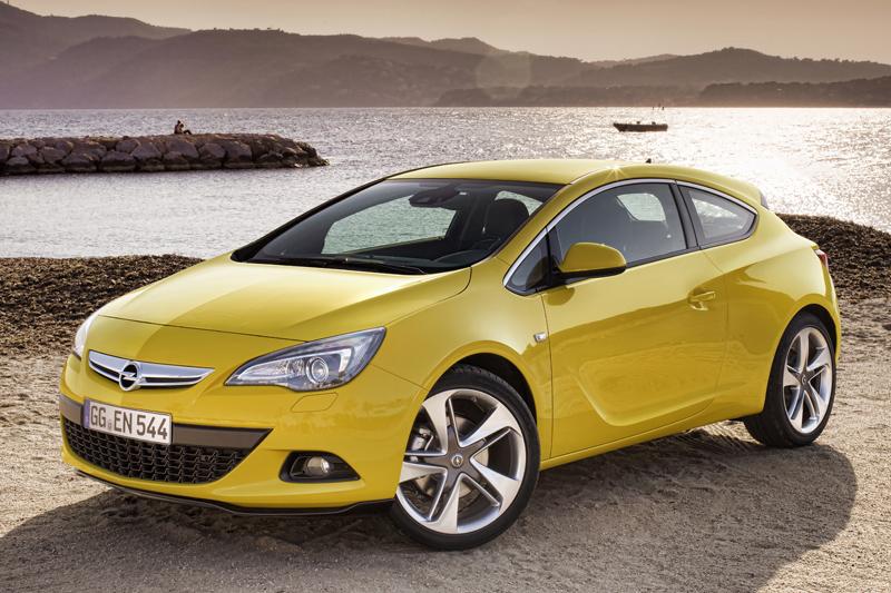 Precios de Opel GTC