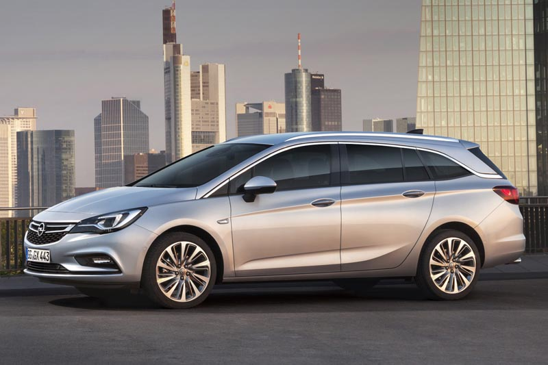 Precios de Opel Astra Sports Tourer 1.2 Turbo 130 GS Line Sports Tourer 6V