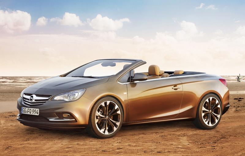 Precios de Opel Cabrio
