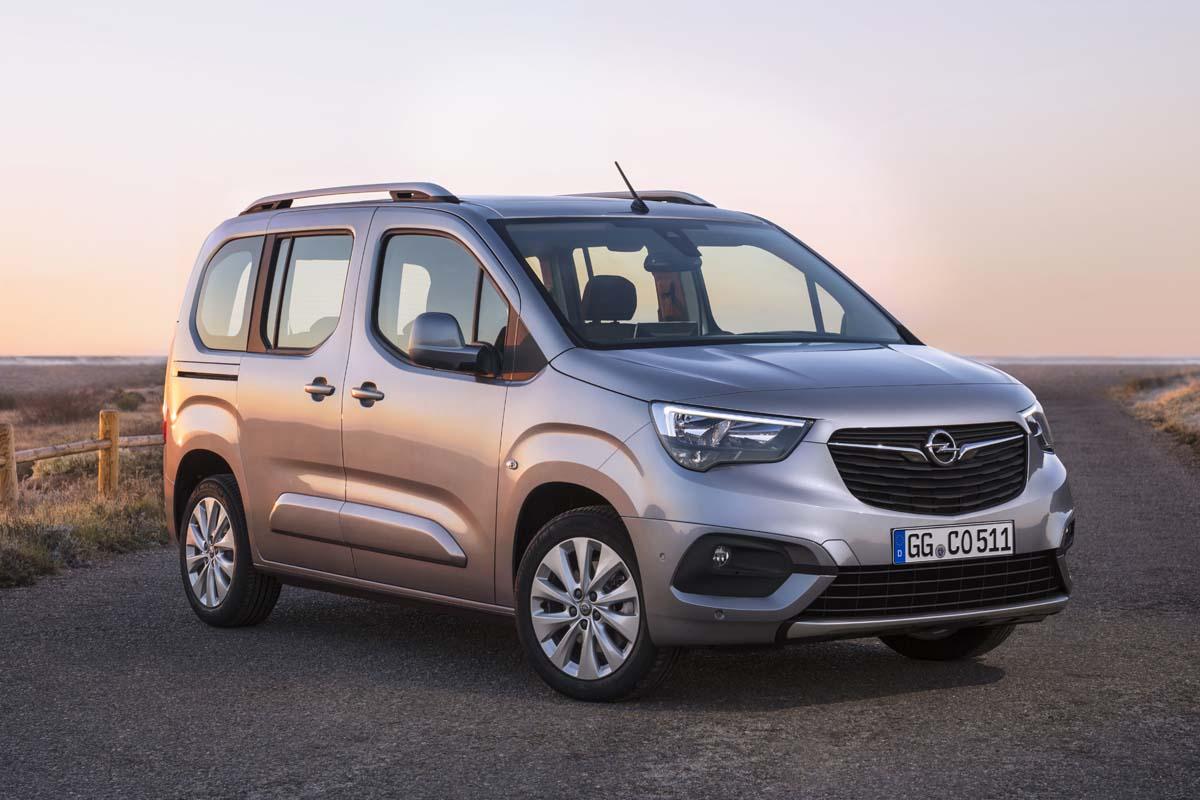 Precios de Opel Combo Life 2018 1.5 TD S&S 100 Expression XL