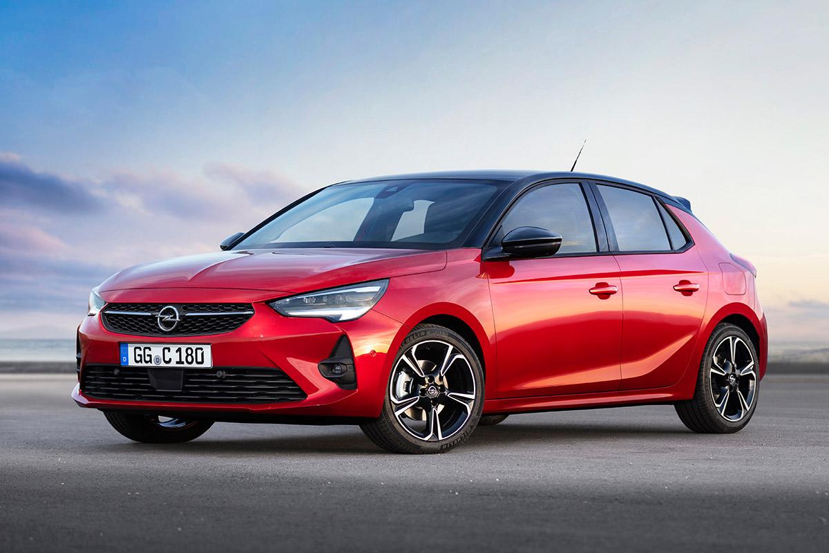 Precios de Opel Corsa
