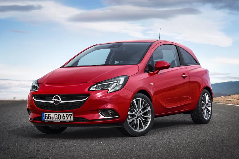 Precios de Opel CORSA 3P 1.4 75 Expression 3p