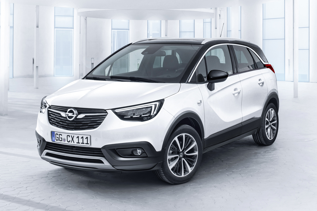 precio de opel crossland x 1 6 diesel turbo 99 selective. Black Bedroom Furniture Sets. Home Design Ideas