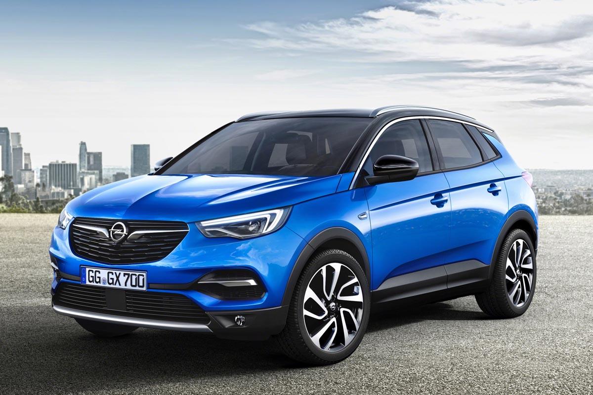 Precios de Opel Grandland X