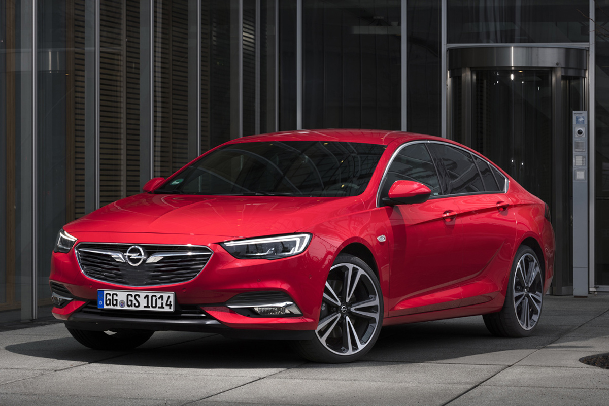 Precios de Opel Insignia Grand Sport 1.6 CDTi S&S TURBO D 136 Excellence Grand Sport Aut. 6V 5p