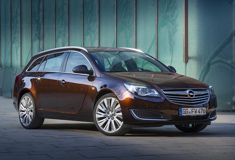 Precios de Opel Insignia