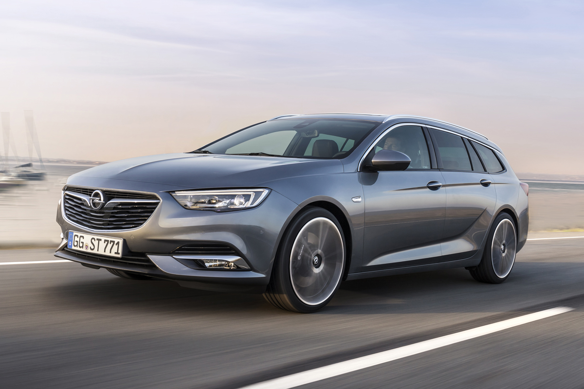 Precios de Opel Insignia Sports Tourer 1.5 Turbo XFL ecoTEC 140 Selective 6V Sports Tourer
