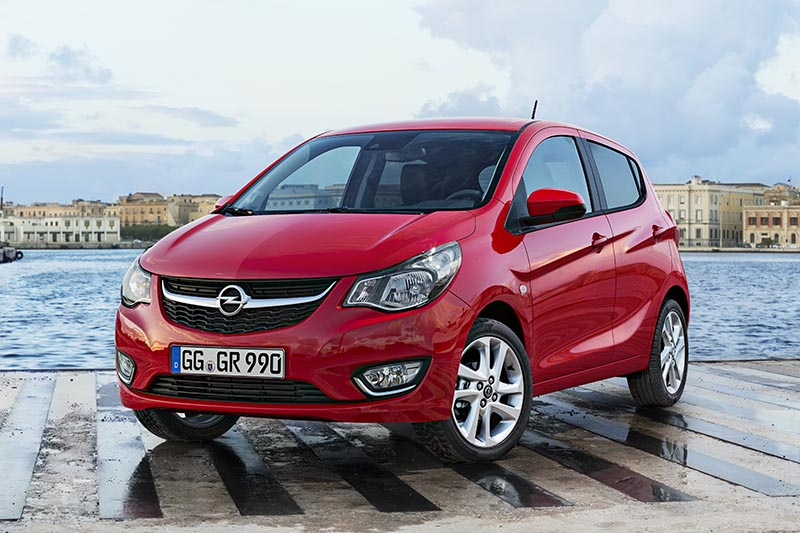 Precios de Opel KARL 1.0 75 Rocks
