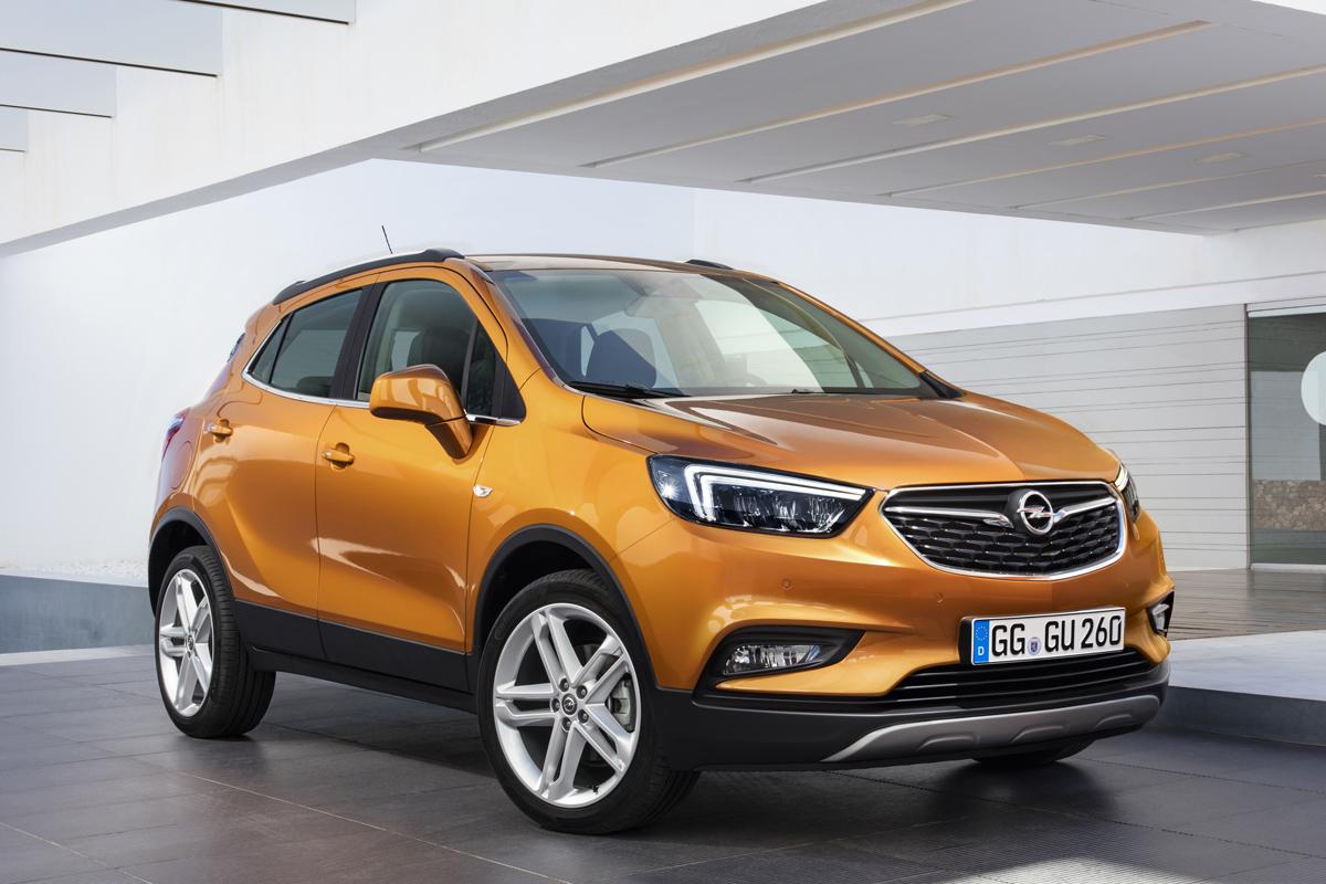 Precios de Opel  Mokka X