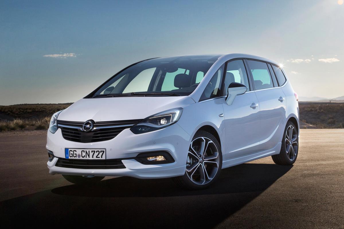 Precios de Opel Zafira