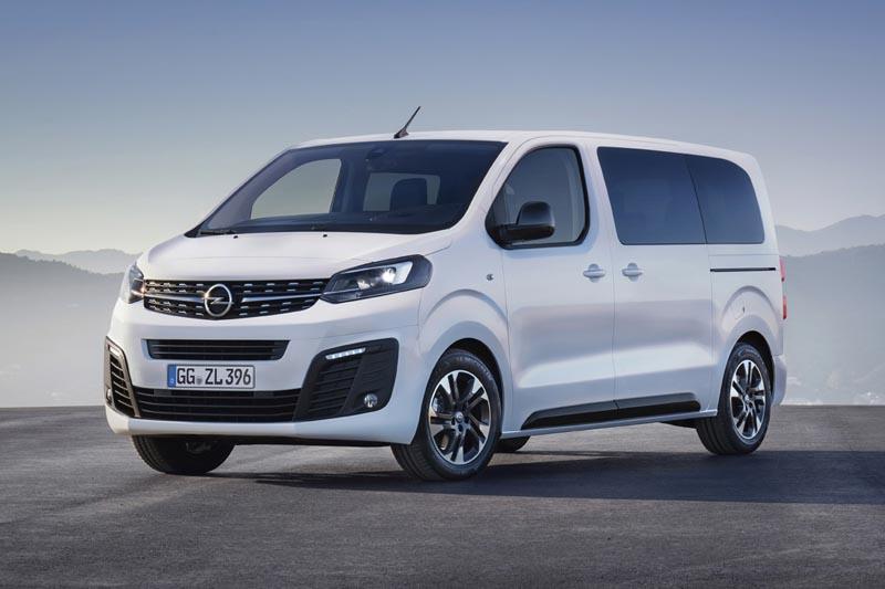 Precios de Opel Zafira Life 1.5 Diesel 120 Business S 6V