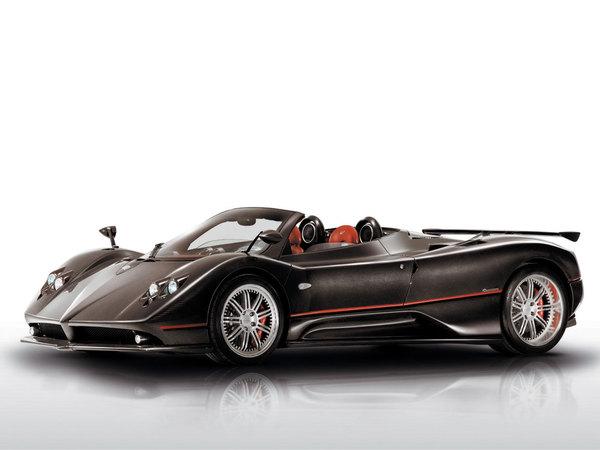 Precios de Pagani Zonda Roadster 7.3 V12 F 6V Roadster
