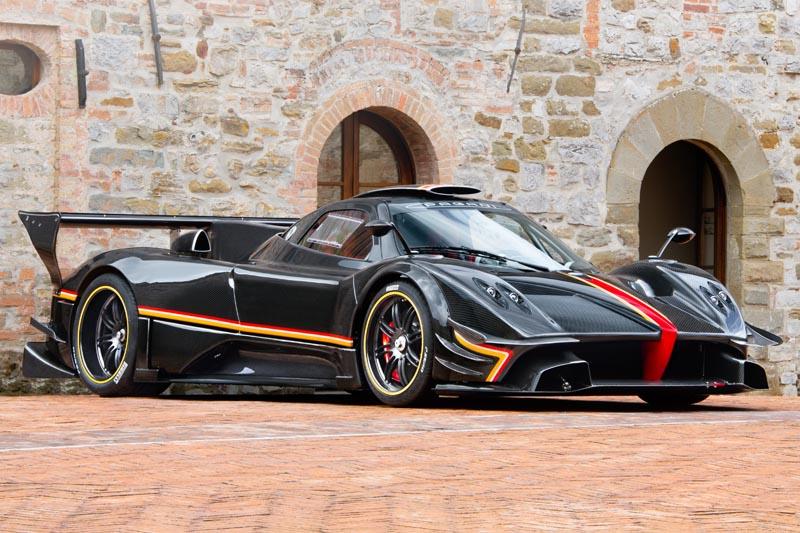 Precios de Pagani Zonda Roadster R