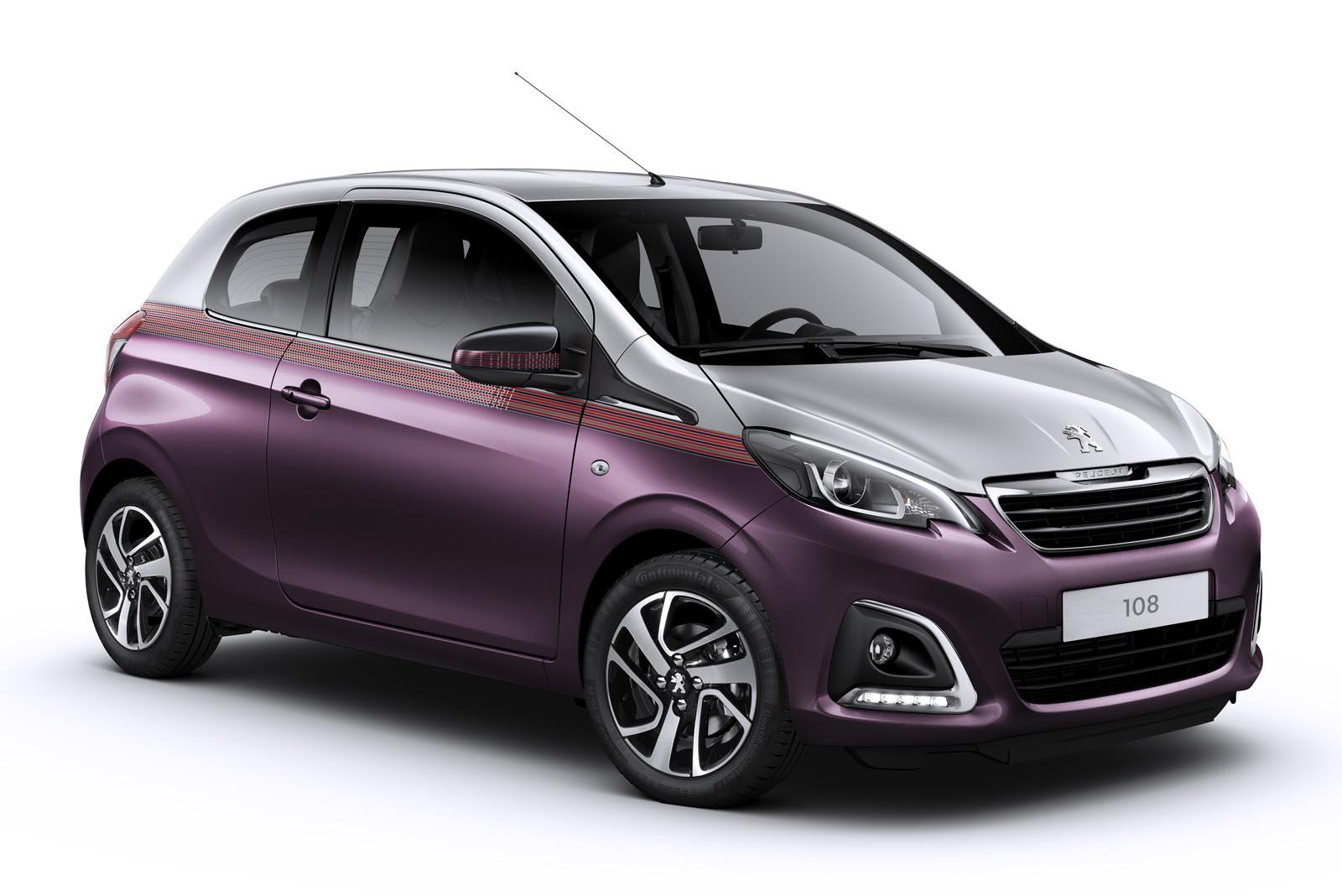 Precios de Peugeot 108 1.0 VTi 75 Active Aut. 5p