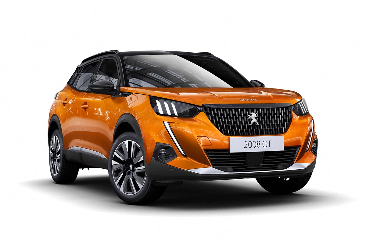 Precios de Peugeot  2008 2020