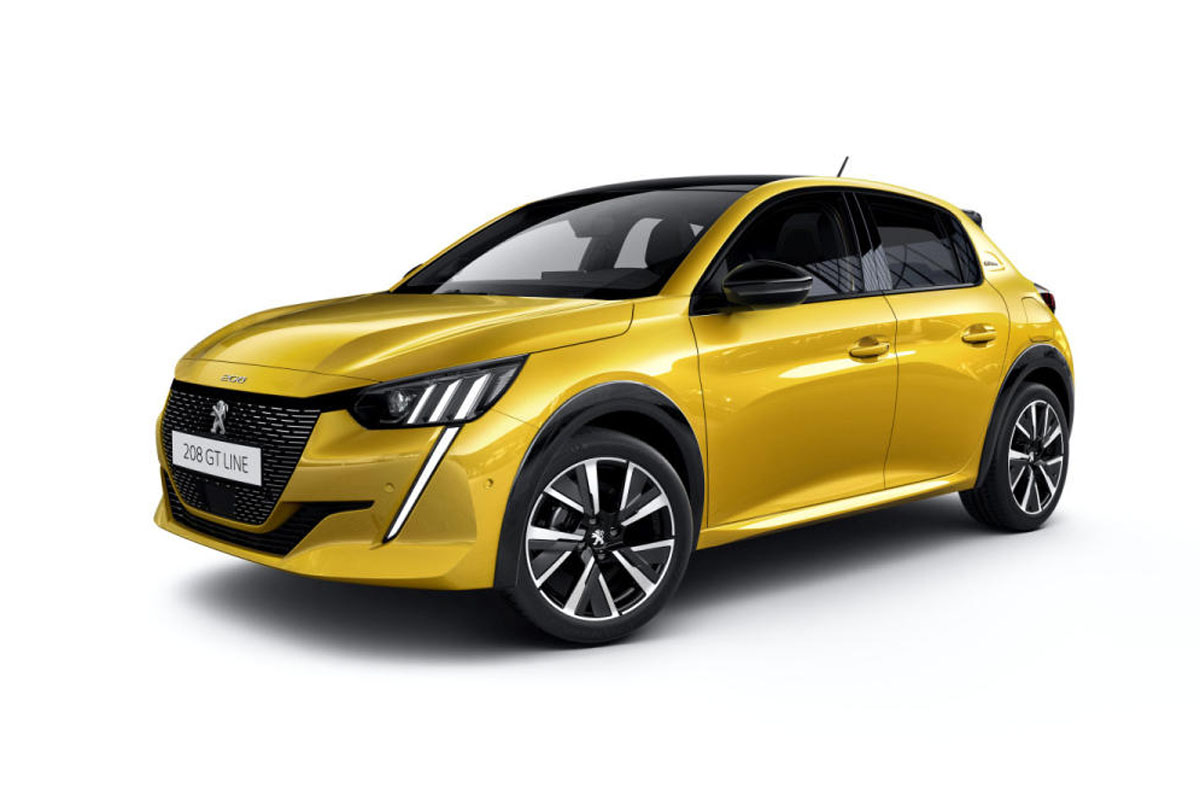 Precios de Peugeot 208 2019 1.5 BlueHDi 100 S&S GT Line 6V 5p